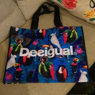 デシグアル(DESIGUAL)のDESIGUALショッパー袋(ショップ袋)