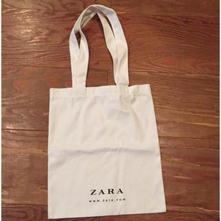 ザラ(ZARA)のZARA  ノベルティバッグ(エコバッグ)