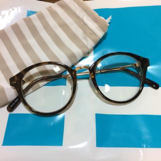 スリーコインズ(3COINS)の眼鏡 おしゃれ 伊達眼鏡(サングラス/メガネ)