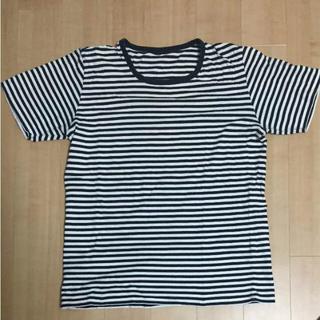 ムジルシリョウヒン(MUJI (無印良品))の無印良品ボーダーGU、ユニクロ、H&M、NIKE、バンズ、GAP、リー、ZARA(Tシャツ/カットソー(半袖/袖なし))