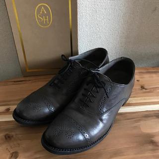 アッシュ(ASH)のASH アッシュ★レザーレースアップシューズ(ローファー/革靴)