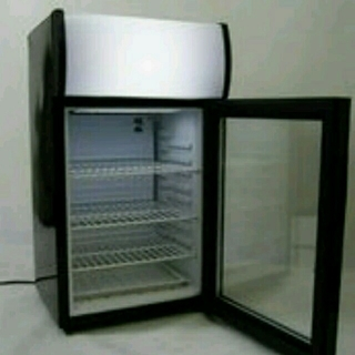 新品 冷蔵庫 ディスプレイクーラー 冷蔵ショーケース 業務用冷蔵庫 (冷蔵庫)