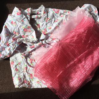 サンカンシオン(3can4on)のツーウェイ 浴衣(甚平/浴衣)