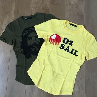 ディースクエアード(DSQUARED2)のディースクエアード#D2(Tシャツ(半袖/袖なし))
