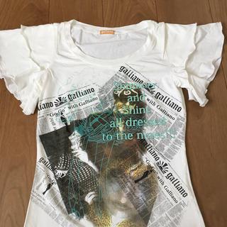 ジョンガリアーノ(John Galliano)の専用です♡Johngalliano#ジョンガリアーノ(Tシャツ(半袖/袖なし))