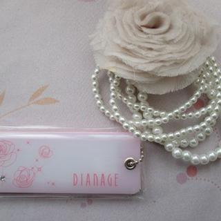 ダイアナ(DIANA)のALL¥600 非売品 DAIANA UVチェック機能エチケットミラー(ブラ&ショーツセット)