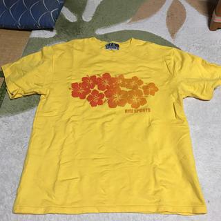 リュウスポーツ(RYUSPORTS)のハイビスカスTシャツ(Tシャツ(半袖/袖なし))
