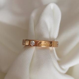 カルティエ(Cartier)のsold(リング(指輪))