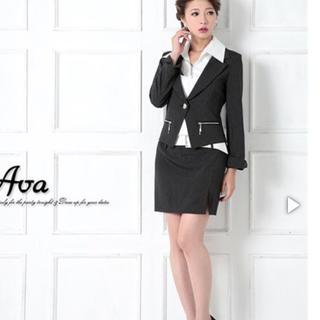 デイジーストア(dazzy store)の美品♡ナイトスーツ♡キャバ嬢♡ブラック(スーツ)