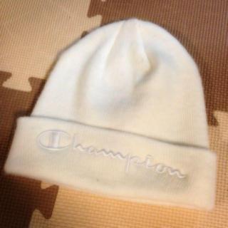 チャンピオン(Champion)のチャンピオンニット帽(ニット帽/ビーニー)