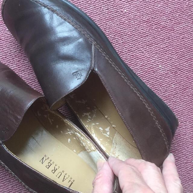 Ralph Lauren(ラルフローレン)のラルフローレン   ローファー レディースの靴/シューズ(ローファー/革靴)の商品写真