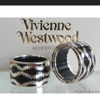 ヴィヴィアンウエストウッド(Vivienne Westwood)のVivienne Westwood 指輪 スクイグル柄(リング(指輪))