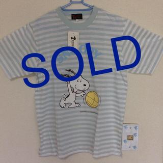 スヌーピー(SNOOPY)のSOLD 新品⭐︎SNOOPY Tシャツ Mサイズ(Tシャツ(半袖/袖なし))