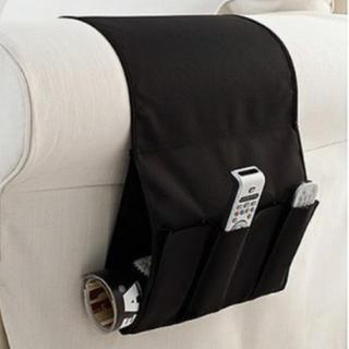 イケア(IKEA)の新品 IKEA ソファ リモコン収納 ブラック(その他)