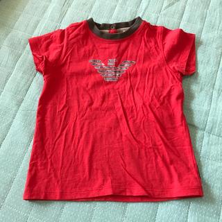 エンポリオアルマーニ(Emporio Armani)のアルマーニ ベビー★Tシャツ 92cm(Tシャツ/カットソー)