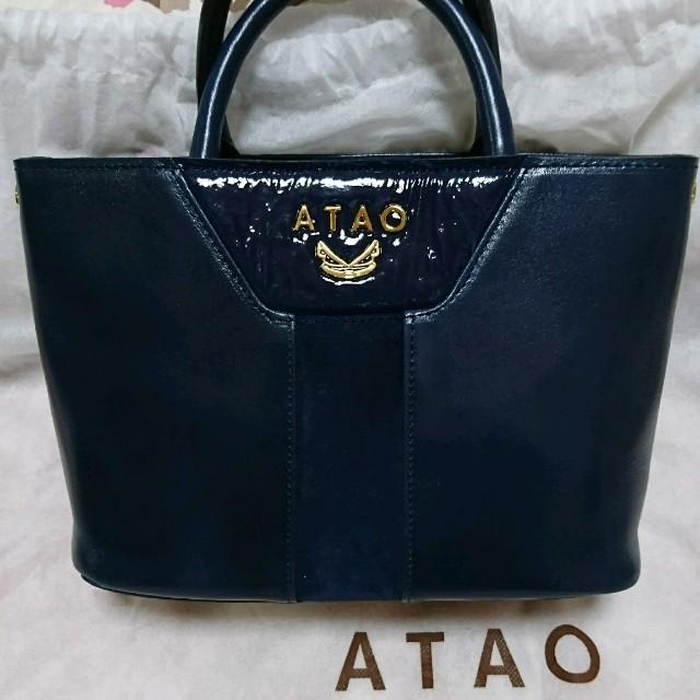 46124ca33447 ATAO - ATAO Honeybee ネイビーの通販 by まい's shop アタオならラクマ