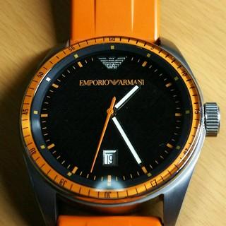 エンポリオアルマーニ(Emporio Armani)のEMPORIO  ARMANI  AR-0526 メンズ腕時計/カレンダー(腕時計(アナログ))
