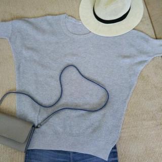 ムジルシリョウヒン(MUJI (無印良品))の無印良品 サマーセーター(ニット/セーター)
