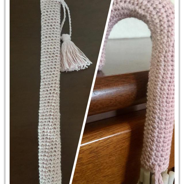 傘のグリップカバー ハンドメイドのファッション小物(その他)の商品写真