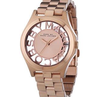 マークバイマークジェイコブス(MARC BY MARC JACOBS)の新品未使用 マーク時計 MBM3293(腕時計)