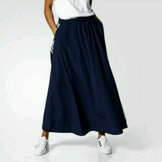 アディダス(adidas)の新品未使用 adidas originals ロングスカート XL(ロングスカート)