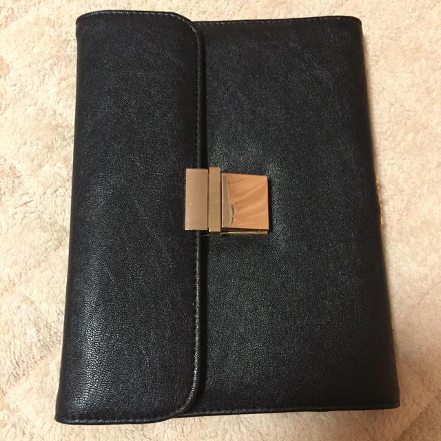 EVRIS(エヴリス)のEVRIS 手帳カバー ブラック レディースのレディース その他(その他)の商品写真