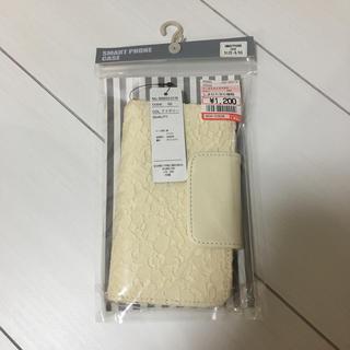 シマムラ(しまむら)の新品未使用 スマフォケース♡(モバイルケース/カバー)