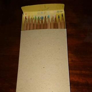 ムジルシリョウヒン(MUJI (無印良品))の色鉛筆(色鉛筆 )