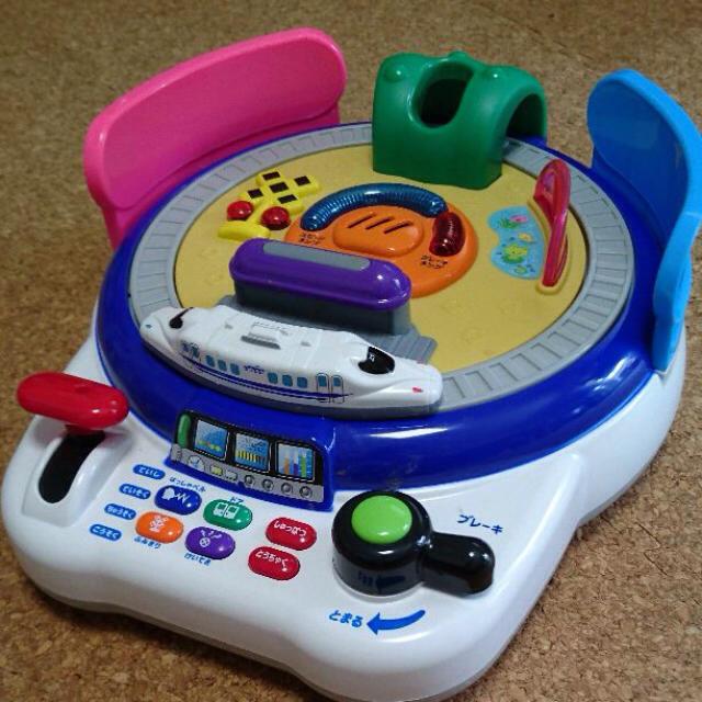 miniさま専用 なりきり新幹線 N700系 おもちゃ キッズ/ベビー/マタニティのおもちゃ(電車のおもちゃ/車)の商品写真
