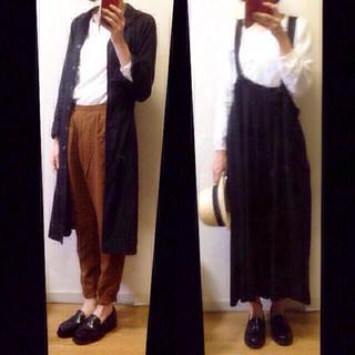 パンツにもスカートにも♡ほぼ新品ローファ(ローファー/革靴)