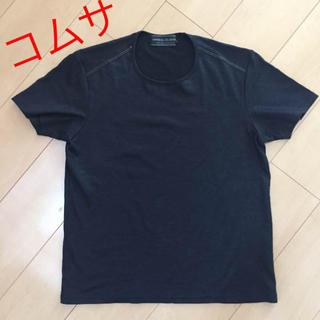 コムサコレクション(COMME ÇA COLLECTION)のコムサコレクション Tシャツ ストレッチ メンズL (Tシャツ/カットソー(半袖/袖なし))
