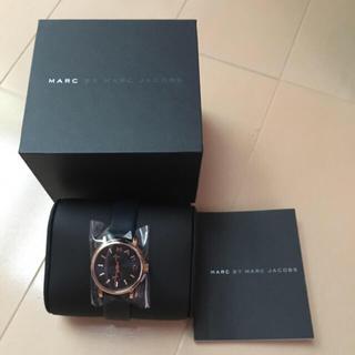 マークバイマークジェイコブス(MARC BY MARC JACOBS)の専用 MARC BY MARC JACOBS腕時計(腕時計)