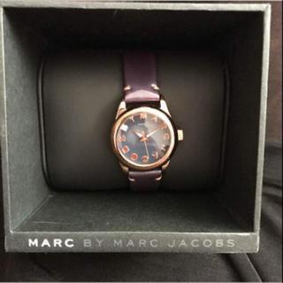 マークバイマークジェイコブス(MARC BY MARC JACOBS)のマークバイマーク時計MBM1195 美品(腕時計)