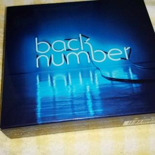 バックナンバー(BACK NUMBER)のアンコール backnumber(ポップス/ロック(邦楽))