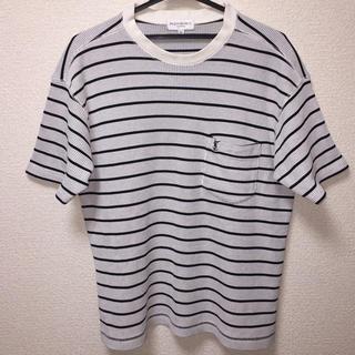 イヴサンローランボーテ(Yves Saint Laurent Beaute)のイヴサンローラン  シャツ YSL  (Tシャツ/カットソー(半袖/袖なし))
