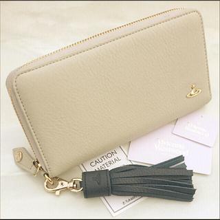ヴィヴィアンウエストウッド(Vivienne Westwood)の未使用☺︎Vivienne Westwood 長財布 ヴィヴィアン タッセル(財布)