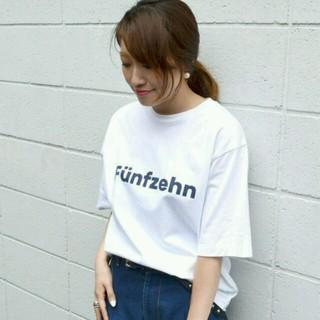 シップスフォーウィメン(SHIPS for women)の試着のみ 新品未使用 Ships for women Tシャツ シップス(Tシャツ(半袖/袖なし))