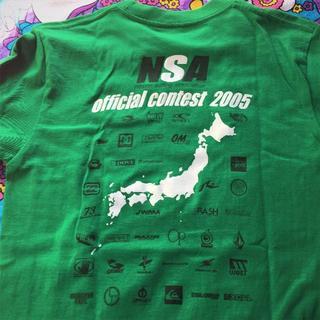 ハーレー(Hurley)の40周年記念 全日本 サーフィン 大会Tシャツ サーフィン連盟 限定 非買品(Tシャツ/カットソー(半袖/袖なし))