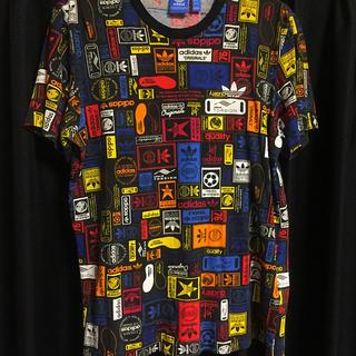 アディダス(adidas)のadidas セットアップ(Tシャツ/カットソー(半袖/袖なし))