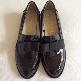 新品♡リボンローファー23M(ローファー/革靴)