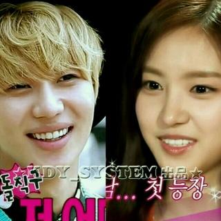 シャイニー(SHINee)の私たち結婚しました テミン&ナウン ウギョル DVD(K-POP/アジア)