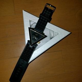 カシオ(CASIO)のalive 腕時計(ラバーベルト)