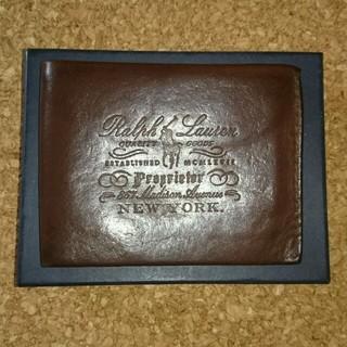 ラルフローレン(Ralph Lauren)のラルフローレン 2つ折り財布(折り財布)
