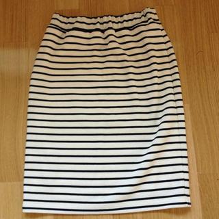 ハニーズ(HONEYS)の新品 タイトスカート(ひざ丈スカート)