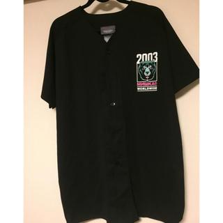 ミシカ(MISHKA)のMISHKA ベースボールシャツ(Tシャツ/カットソー(半袖/袖なし))