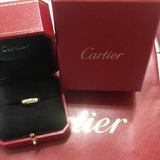 カルティエ(Cartier)のえいきち様  ラニエールWG48(リング(指輪))