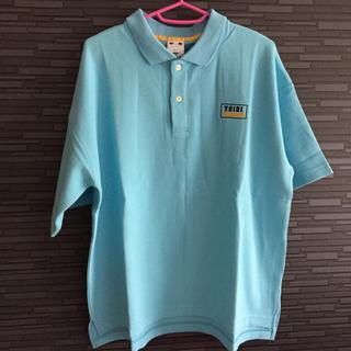 エックスガール(X-girl)のBIG POLO SHIRT(ポロシャツ)