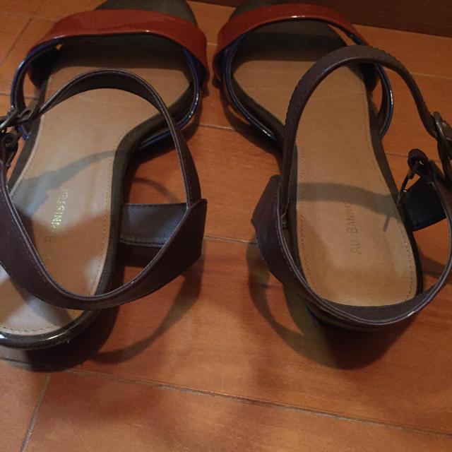 AU BANNISTER(オゥバニスター)のしの様 専用 レディースの靴/シューズ(サンダル)の商品写真