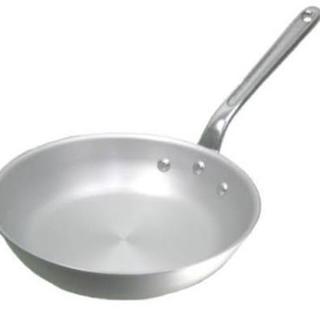 ムジルシリョウヒン(MUJI (無印良品))の無印良品 アルミフライパン 日本製 22.5cm(鍋/フライパン)