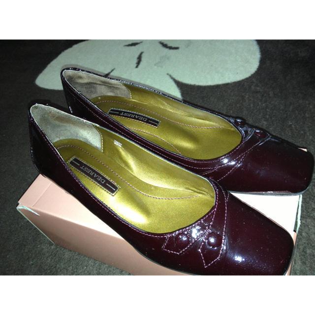 パンプス♡値下げ800円! レディースの靴/シューズ(ハイヒール/パンプス)の商品写真